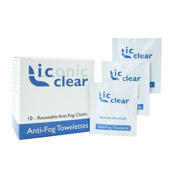 Anti Fog Towelettes