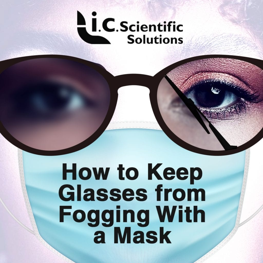 How to Keep Glasses from Fogging With a Mask inner image